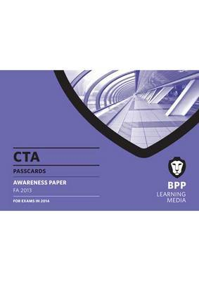CTA Awareness Passcard FA2013: Passcards