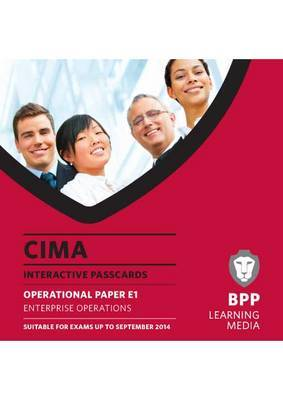 CIMA Enterprise Operations: Interactive Passcards