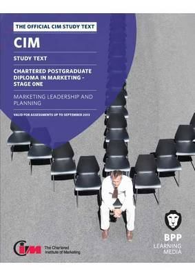 CIM - 11 Marketing Leadership and Planning: Study Text