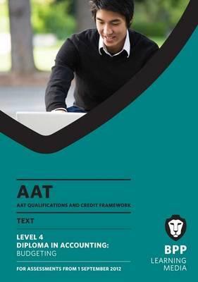 AAT - Budgeting: Study Text (L4M)