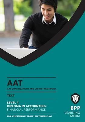 AAT - Financial Performance: Study Text (L4M)