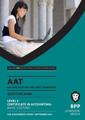 AAT - Basic Costing: Question Bank (L2)