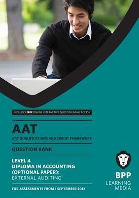 AAT - External Auditing: Question Bank (L4O)