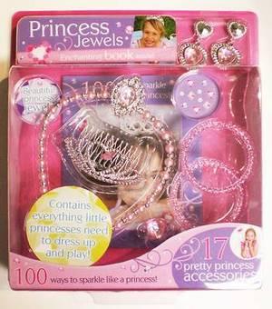 Princess Jewels Large Blister Pack