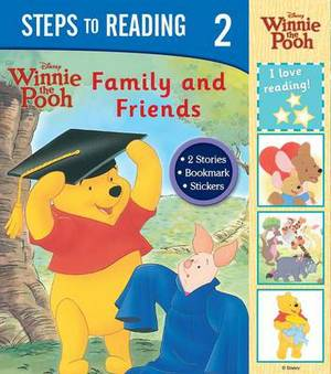 Disney Reading - Family and Friends