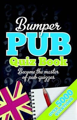Bumper Pub Quiz Book