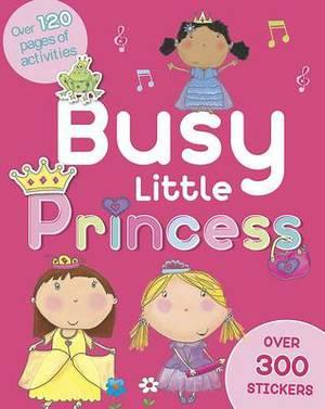 Busy Little Princess Activity Book