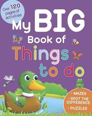 My Big Book of Things to Do