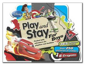 Disney Boys Play and Stay Case