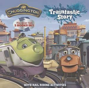 Chuggington Traintastic Story/Chug-a-Sonic Activities