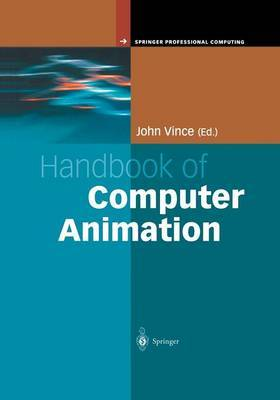 Handbook of Computer Animation