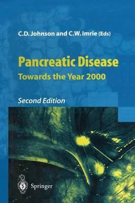 Pancreatic Disease: Towards the Year 2000