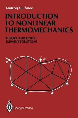 Introduction to Nonlinear Thermomechanics: Theory and Finite-Element Solutions