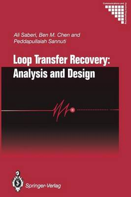 Loop Transfer Recovery: Analysis and Design