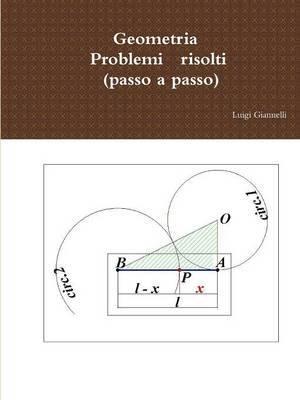 Geometria, Problemi risolti (passo a passo)
