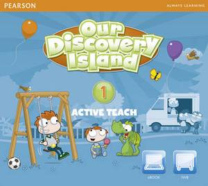 Our Discovery Island Active Teach: No. 1