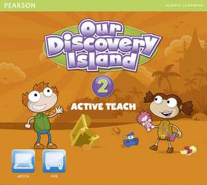 Our Discovery Island Active Teach