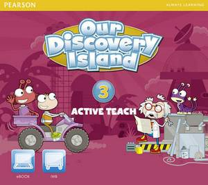 Our Discovery Island Active Teach: No. 3