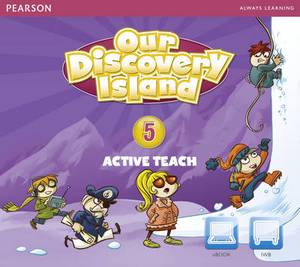 Our Discovery Island Active Teach: No. 5