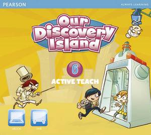 Our Discovery Island Active Teach: No. 6