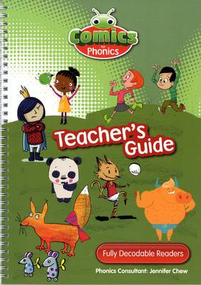 Comics for Phonics Teaching Guide