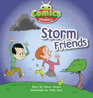 Set 00 Lilac Storm Friends: Storm Friends: Lilac