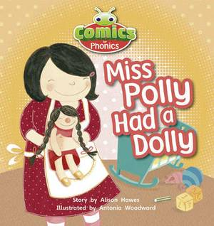 Set 00 Lilac Miss Polly Had a Dolly: Liliac