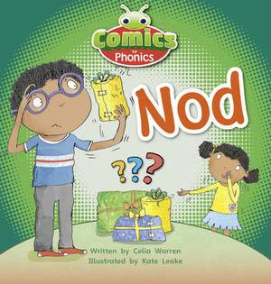 Comics for Phonics: Nod: Set 03 Pink A
