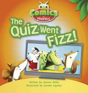 The Quiz Went Fizz: Set 07 Red A