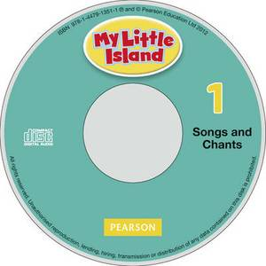 My Little Island Level 1 Songs and Chants Audio CD for Pack