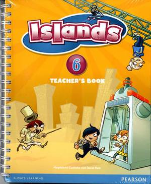 Islands Level 6 Teacher's Test Pack