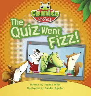 The Quiz Went Fizz: Set 7: Red A