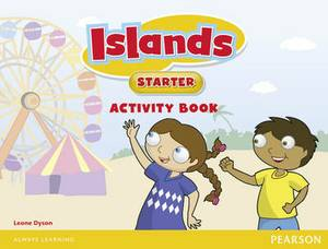 Islands Starter Activity Book Plus Pin Code: Starter
