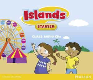 Islands Starter Audio CD for Pack