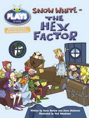 Julia Donaldson Plays Gold/2B Snow White - The Hex Factor 6-pack