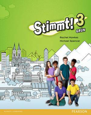 Stimmt! 3 Grun Pupil Book