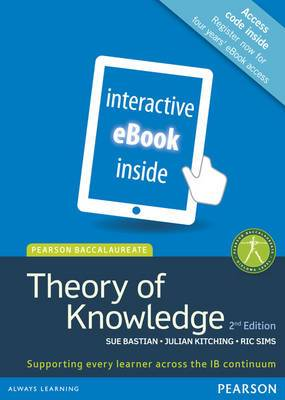 Pearson Baccalaureate Theory of Knowledge for the IB Diploma (eBook Only)