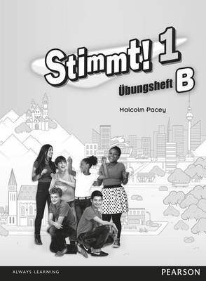 Stimmt! 1 Workbook B (pack of 8)