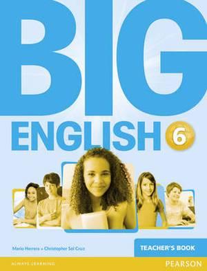 Big English 6 Teacher's Book