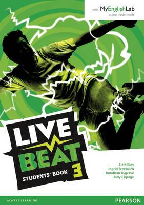 Live Beat 3 Students' Book for MyEnglishLab Pack