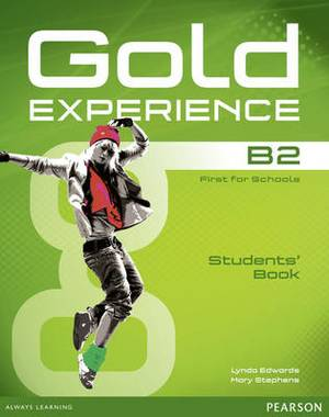 Gold Experience B2 Students' Book
