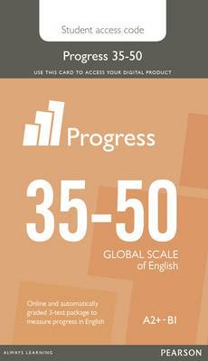 Progress 35-50 Student Access Card: Student Access Card
