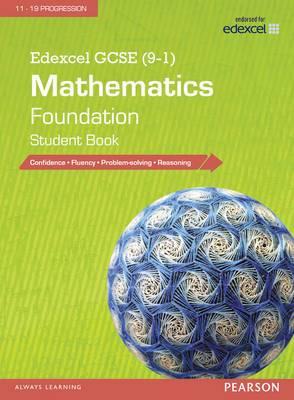 Edexcel GCSE (9-1) Mathematics: Foundation Student Book