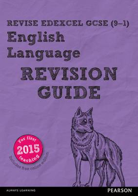 Revise Edexcel GCSE (9-1) English Language Revision Guide: with FREE online edition