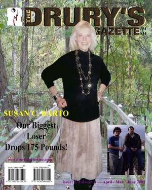 The Drury's Gazette: Issue 2, Volume 4 - April / May / June 2009