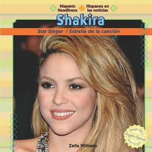 Shakira: Star Singer/Estrella de La Cancin