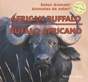 African Buffalo/Bufalo Africano