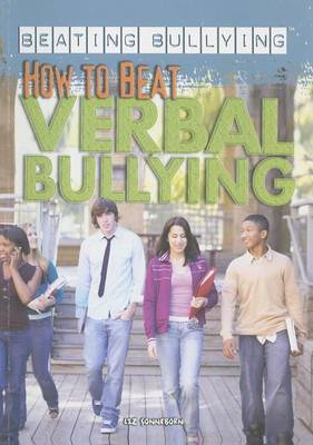 How to Beat Verbal Bullying