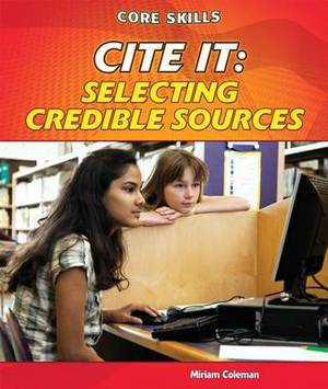Cite It: Selecting Credible Sources