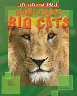 Carnivorous Big Cats